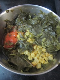 Thotakura Gongura Pulusu / Amaranth Sorrel Leaves Stew Recipe - Stew Recipes