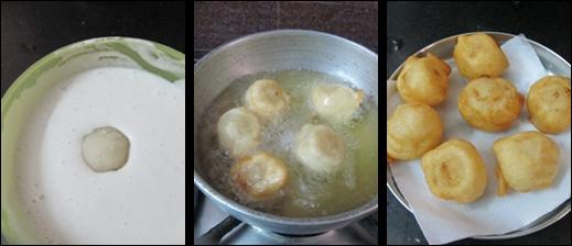 Suji Halwa Burelu / Semolina Purnalu / Rava Burelu - Festival Recipes