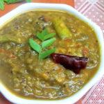 Thummi Aaku Pappu / Dal With Tummi Kura – Dal Recipes