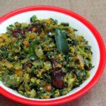 Palak Carrot Curry / Spinach Carrot Stir-Fry / Gajar Palak Sabji