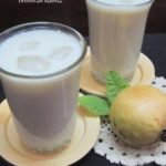 Guava Milkshake Recipe – how to make Guava Milkshake
