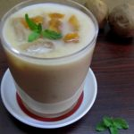Chikoo Milkshake Recipe / Sapota Milkshake - Beverages