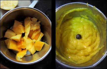Mango Custard Recipe - how to make Mango Custard Recipe