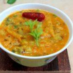 Cabbage Mango Dal Recipe/Cabbage Mamidikaya Pappu/Patta Gobhi Raw Mango Dal
