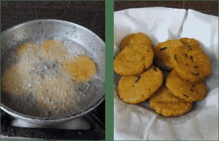 Dry Yellow Peas Vada Recipe/Pattani Minapa Vada/Dry Peas Vadalu