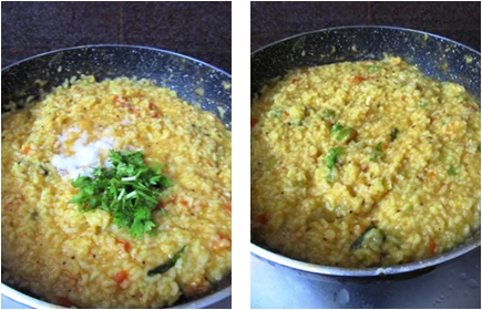 Dal Khichdi Recipe / Toor Dal Khichdi - No Onion and Garlic Recipe