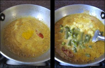 Green Beans Kootu Recipe / Beans Pepper Stew – Kootu Recipes