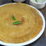 Kandi Pappu Dosa / Toor Dal Dosa Recipe / Arhar Dal Dosa – Dosa Recipes
