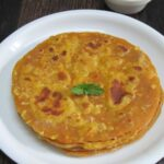 Mullangi Paratha Recipe / Mooli ki Roti / Radish Paratha – how to make Radish Paratha