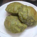 Pudina Puri / Mint Puri Recipe – how to make Pudina Poori