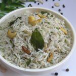 Pepper Rice Recipe / Miriyala Annam / Milagu Sadam – how to make Black Pepper Rice