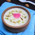 Foxtail Millet Phirni Recipe / Foxtail Millet Badam Firni / Korra Biyyam Pudding